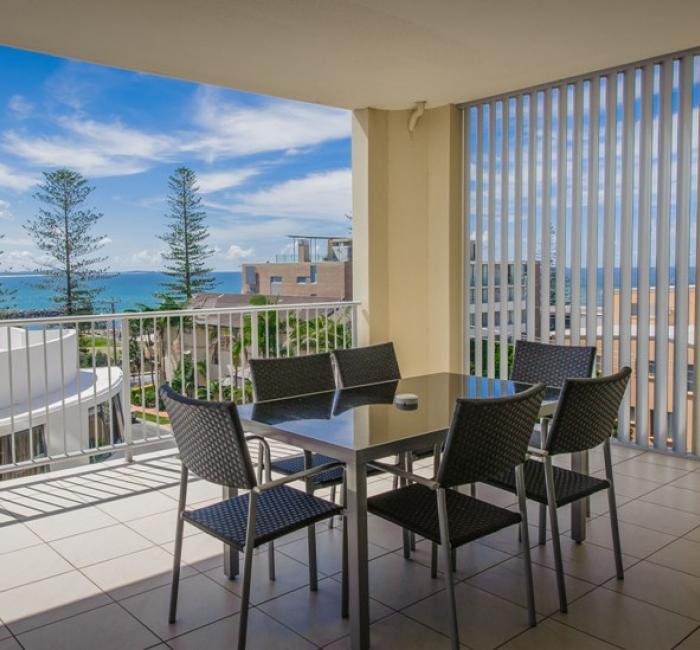 2 Bedroom Accommodation Ocean View Apartment Port Macquarie Ki-ea